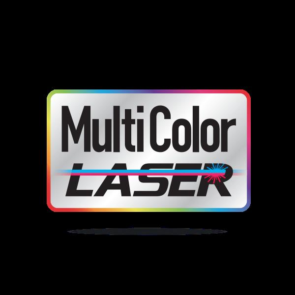 Multicolour Laser