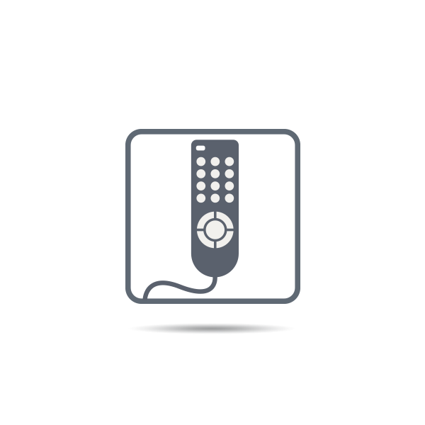 Wired remote